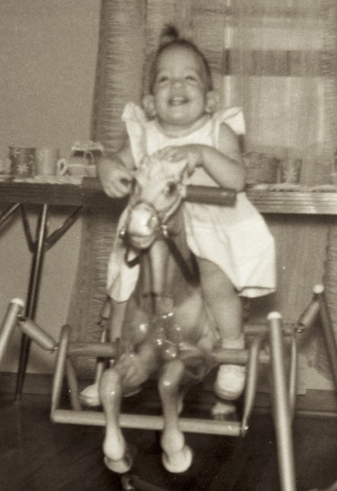 Me and My Pony My 2nd Birthday