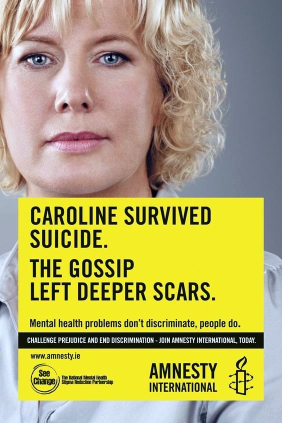 An Amnesty Internatonal Campaign for mental health care