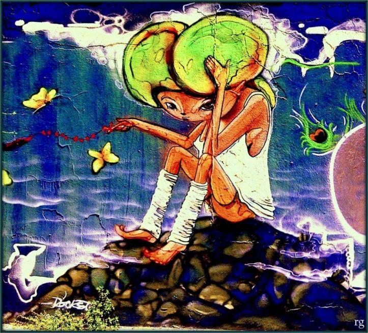 Strange Dream #14