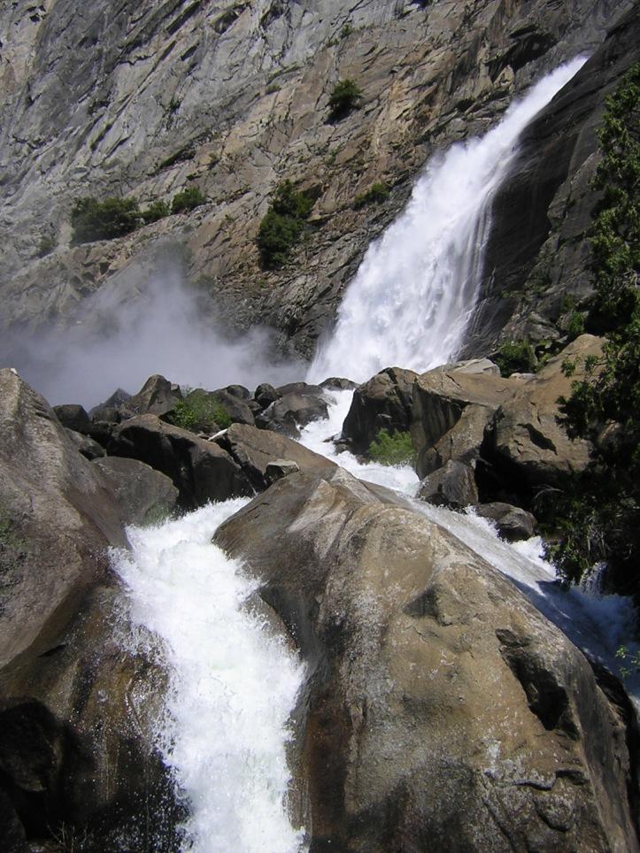 Hetchy Falls
