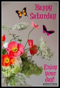 Happy Saturday 2