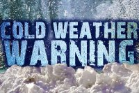 Cold Weather Warning