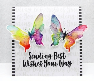 Sending best wishes