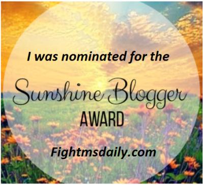 2018 sunshine_blogger_award