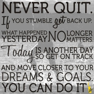 Best Never give up quotes pics images (24)