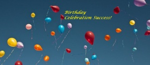 birthday success