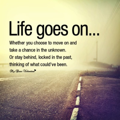 life-goes-one