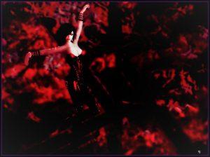 A digital photograph of an avatar that represents an alternate named Trina